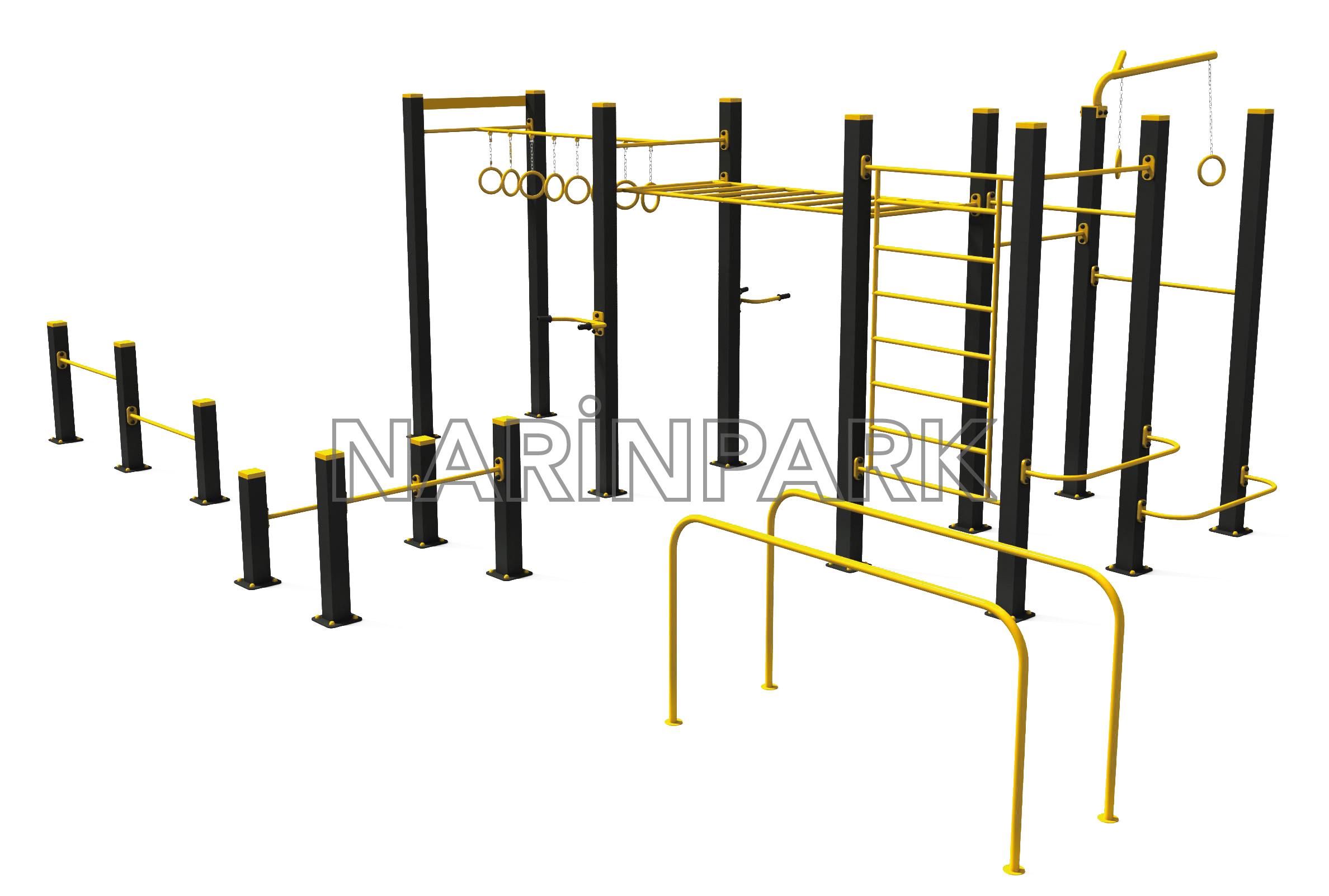 Kombine Fitness NPFP2404