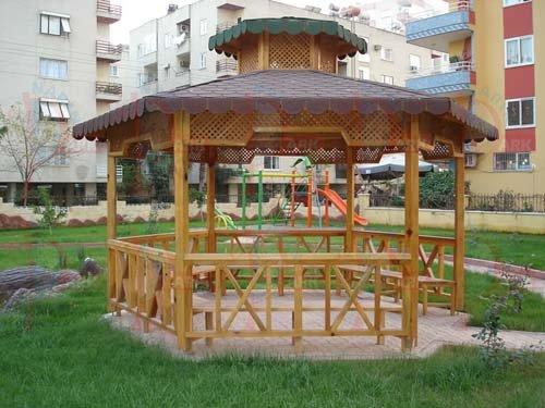 NP 279 Ahşap Kamelya