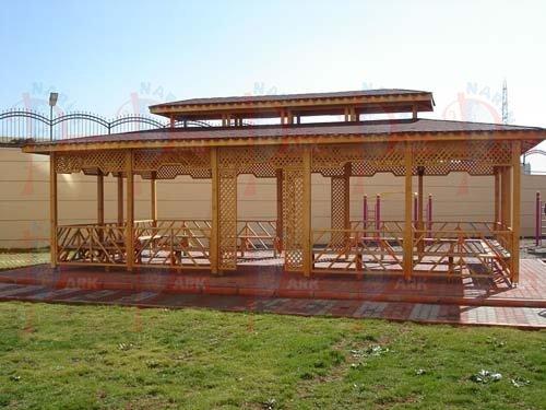 NP 280 Ahşap Kamelya