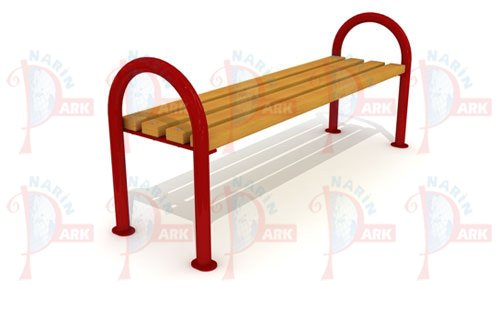 Oturma Bankı NP 402 - Metal Ayak
