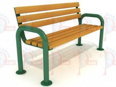 Oturma Bankı NP 407 - Metal Ayak