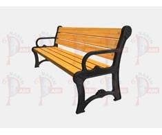 Oturma Bankı NP 419 - Döküm Ayak