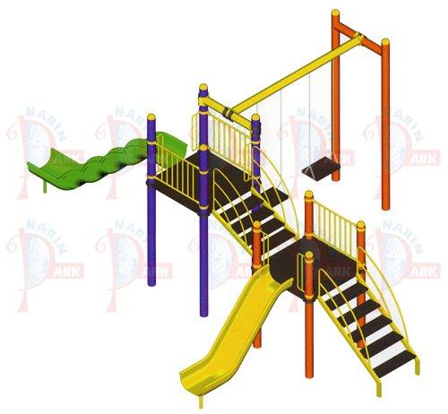 Çocuk Oyun Parkı - NP 06