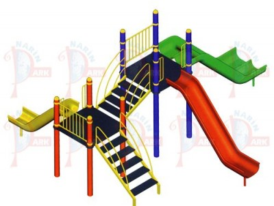 Çocuk Oyun Parkı - NP 07